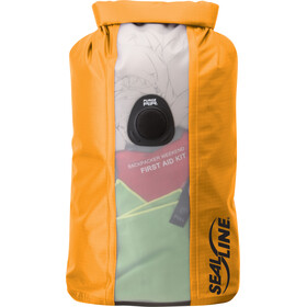 SealLine Bulkhead View Dry Bag 10l orange